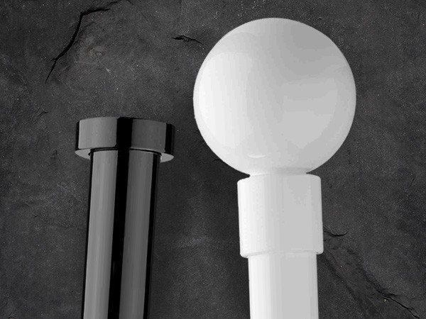 Integra Inspired Curtain Poles