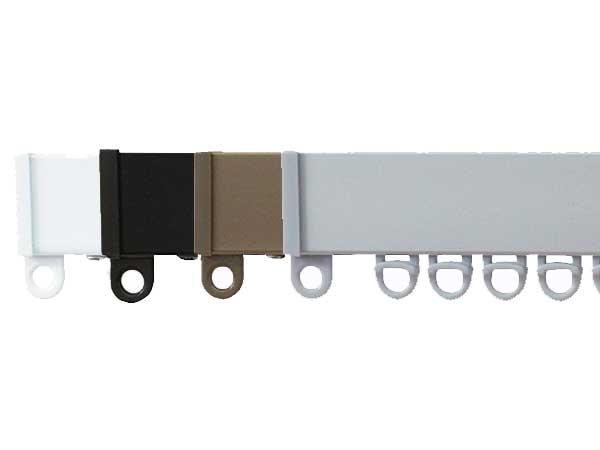 Jones Aluminium Curtain Track and Components