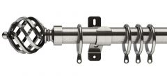 Elements Titan 28mm Metal Curtain Pole