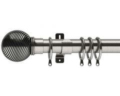 Elements Curzon 35mm Metal Curtain Pole