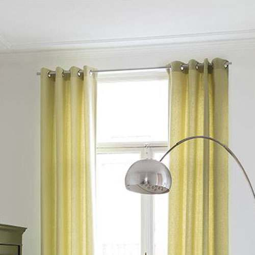 Eyelet Curtain Pole